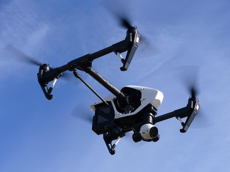drones vidéos aeriennes